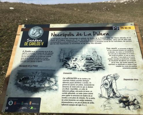 Necrópolis de Ubierna
